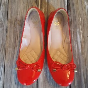 New Vince Camuto red flats